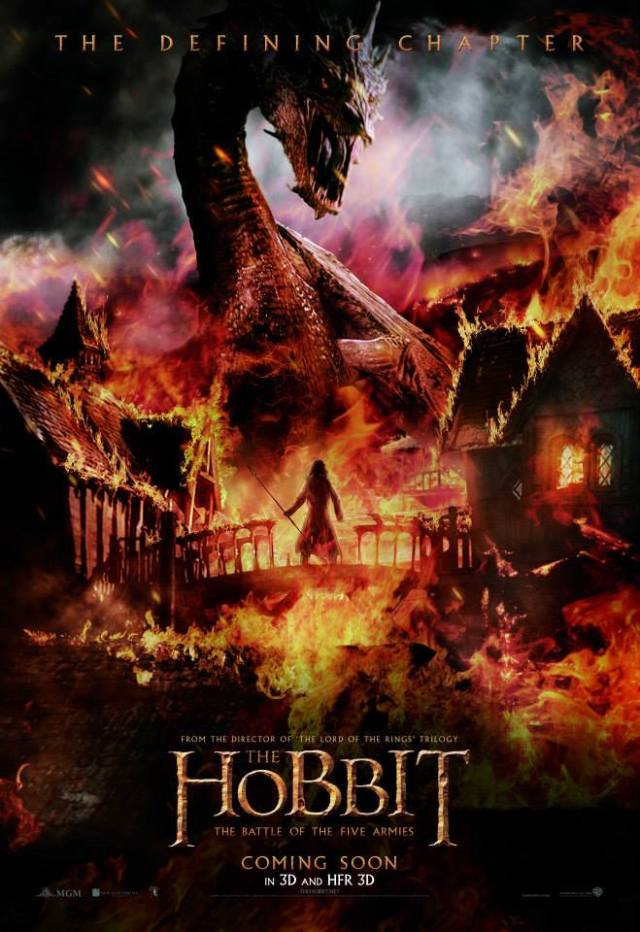 The Hobbit_The Battle of the Five Armies_Belgian Posters (4)