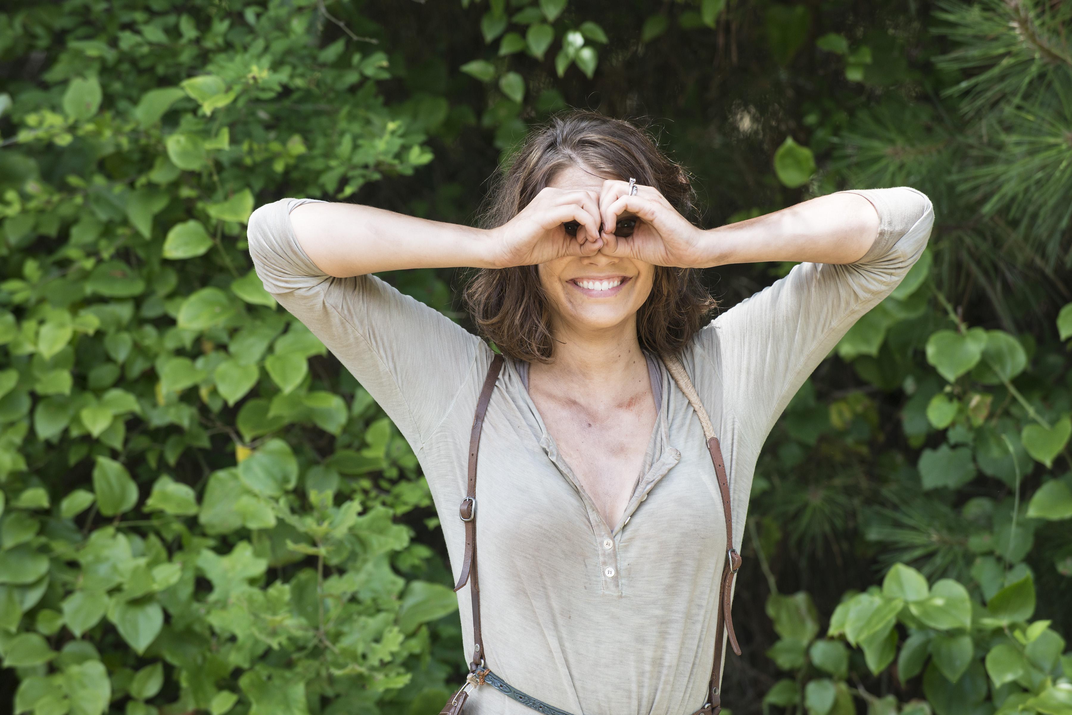 Lauren Cohan as Maggie Greene - The Walking Dead _ Season 5, Episode 5 _