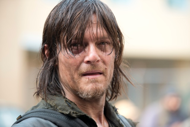 Norman Reedus as Daryl Dixon - The Walking Dead _ Season 5, Episode 8 - Photo Credit: Gene Page/AMC