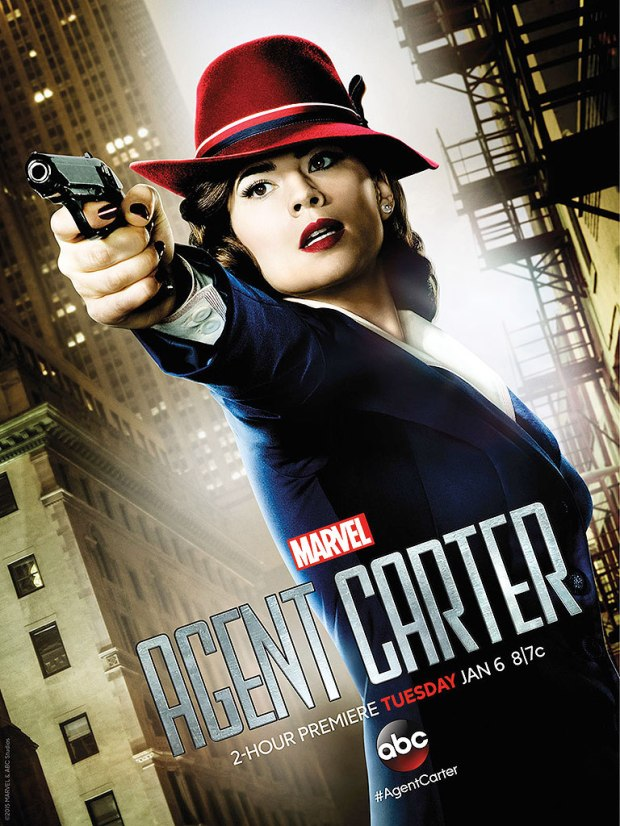 Agent Carter_New Poster
