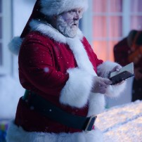 Programme Name: Doctor Who Christmas Special - TX: 25/12/2014 - Episode: Last Christmas, written by Steven Moffat (No. 1) - Picture Shows: Santa Claus (NICK FROST) - (C) BBC - Photographer: Adrian Rogers