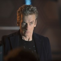 Programme Name: Doctor Who Christmas Special - TX: 25/12/2014 - Episode: Last Christmas, written by Steven Moffat (No. 1) - Picture Shows: Doctor Who (PETER CAPALDI) - (C) BBC - Photographer: Adrian Rogers