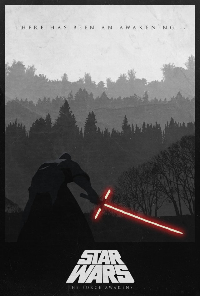 Star Wars: The Force Awakens by disgorgeapocalypse