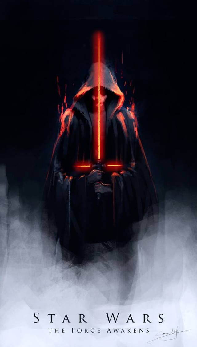 Star Wars: The Force Awakens by hounworks