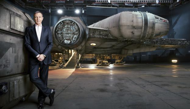 Star Wars_The Force Awakens_Fortune Magazine_Bob Iger_Millenium Falcon2