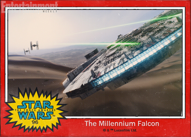 Star Wars_The Force Awakens_Millennium-Falcon