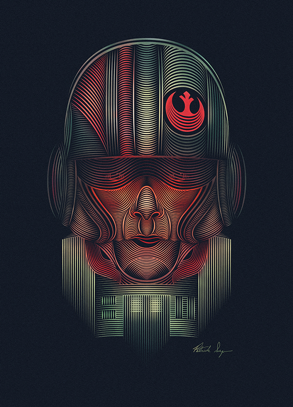 Star Wars: The Force Awakens 2nd Tribute by Patrick Seymour