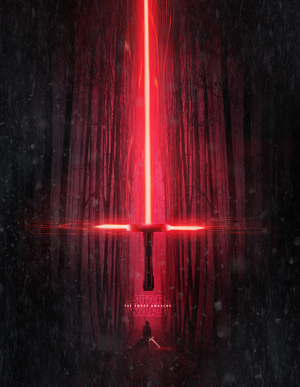 Star Wars: The Force Awakens by Kode Logic