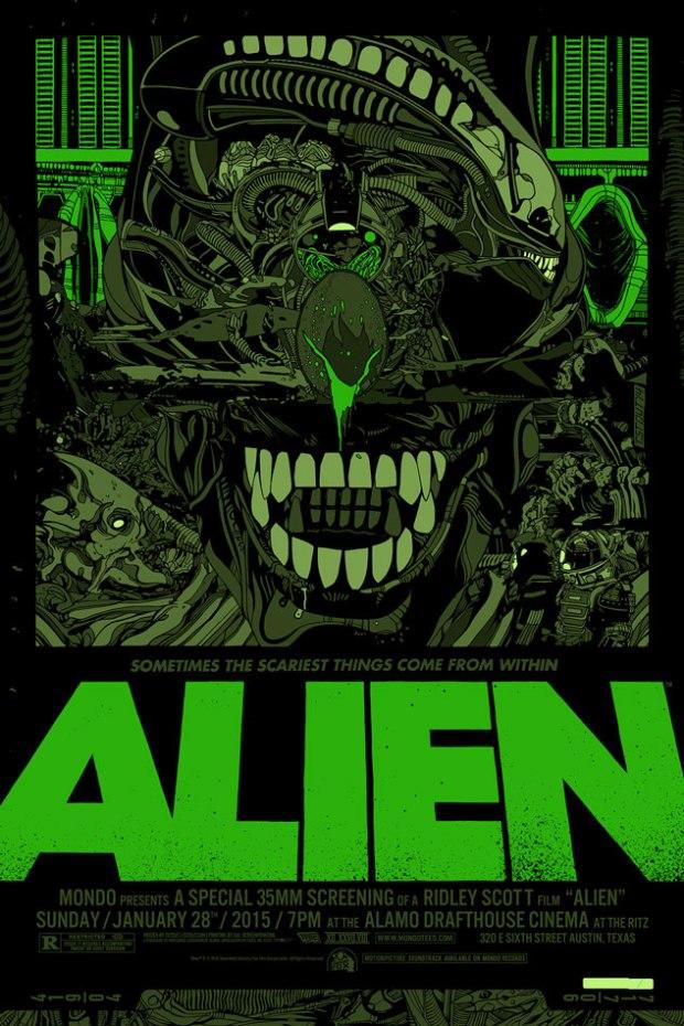 Alien by Tyler Stout2