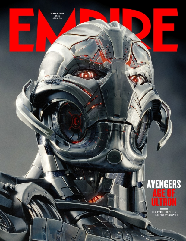 Avengers_Age of Ultron_Empire Magazine Cover_Ultron