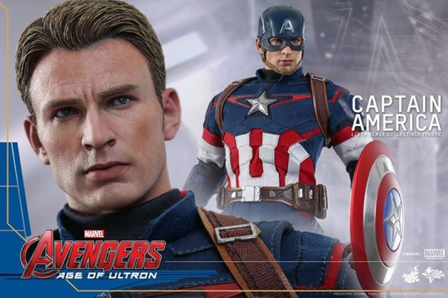 Avengers_Age of Ultron_Hot Toys_Captain America
