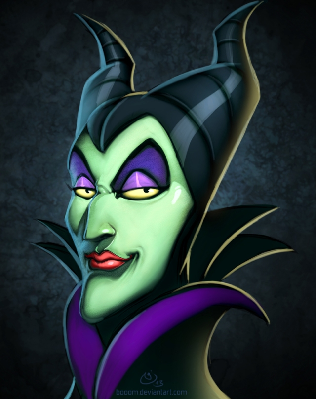 disney_viallains_maleficent_by_booom-d6ekzlo