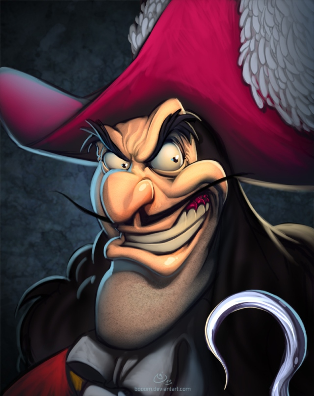 disney_villains_captain_hook_by_booom-d6e6j68