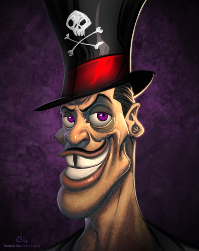 disney_villains_dr__facilier_by_booom-d6bnn52