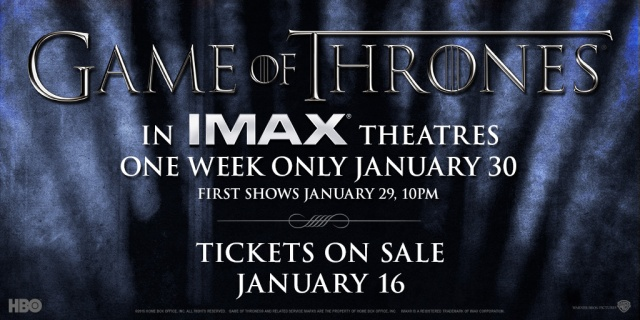 Game of Thrones_IMAX Banner