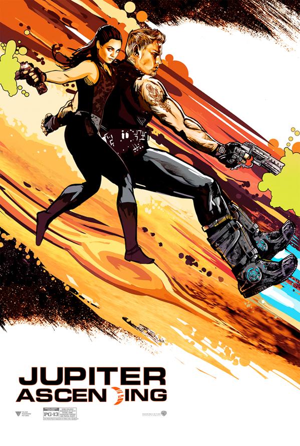 Jupiter Ascending_Alternate Poster6