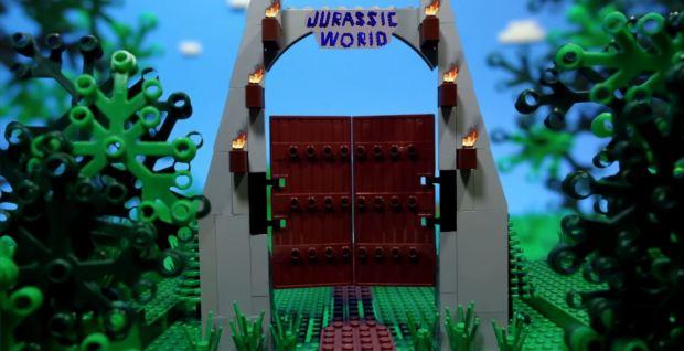 Jurassic World_LEGO