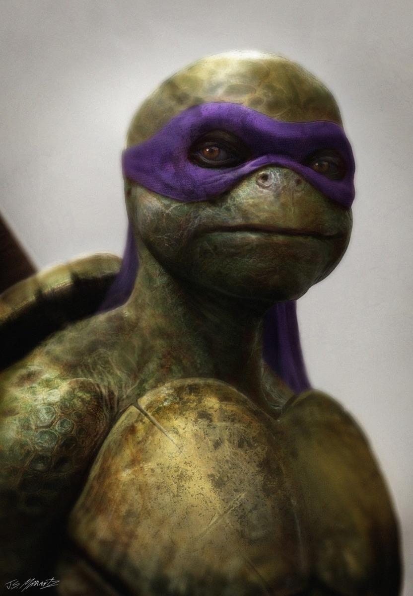 u2018teenage mutant ninja turtles u2019 concept art by jerad s