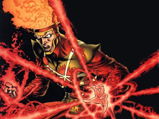 The Flash_Firestorm