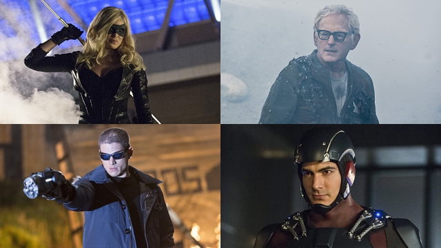 Arrow and The Flash_Spinoff