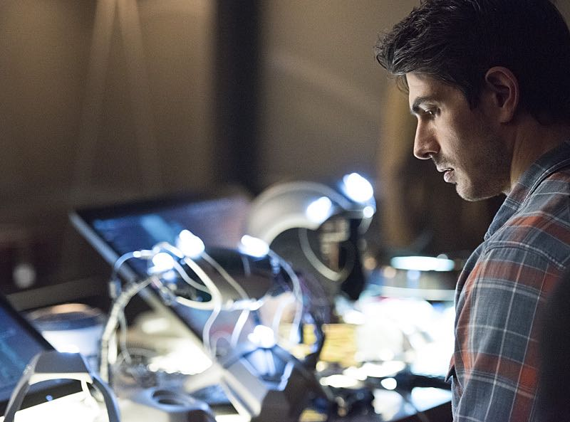 """Arrow -- """"Nanda Parbat"""" - Pictured: Brandon Routh as Ray Palmer -- Photo: Dean Buscher/The CW -- © 2015 The CW Network, LLC. All Rights Reserved."""