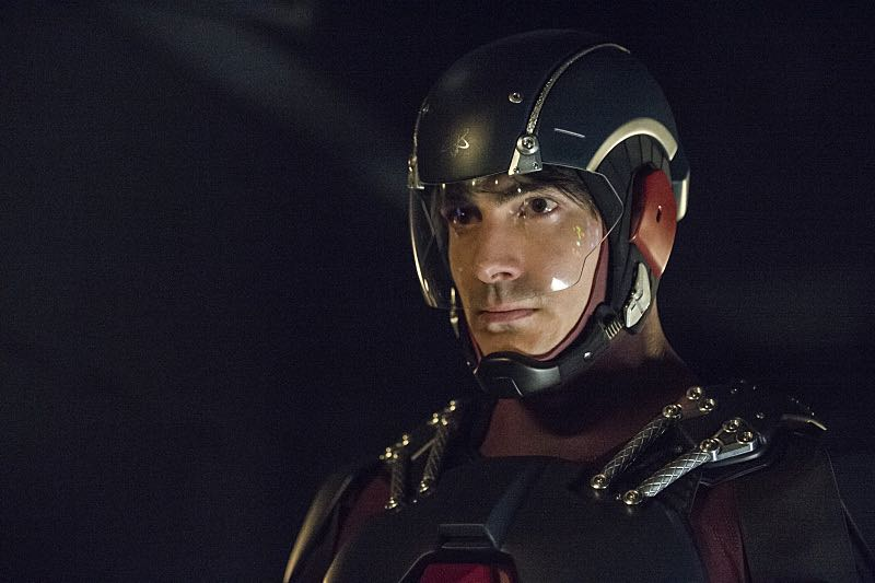 """Arrow -- """"Nanda Parbat"""" - Pictured: Brandon Routh as Ray Palmer / The Atom -- Photo: Dean Buscher/The CW -- © 2015 The CW Network, LLC. All Rights Reserved."""