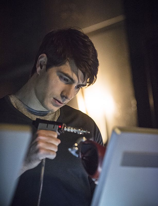 """Arrow -- """"Nanda Parbat"""" -- Pictured: Brandon Routh as Ray Palmer -- Photo: Dean Buscher/The CW -- © 2015 The CW Network, LLC. All Rights Reserved."""