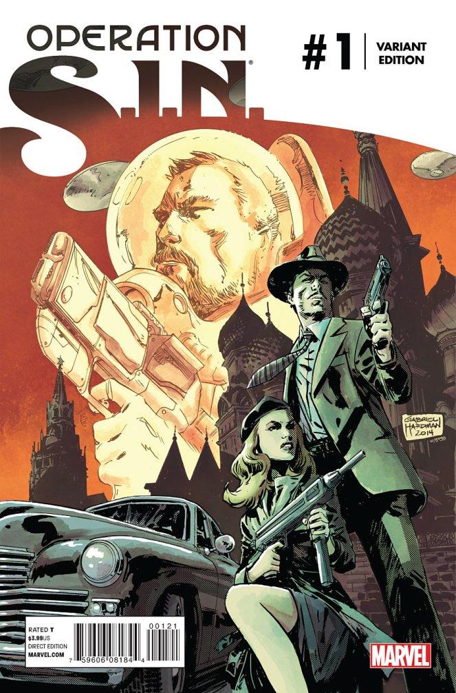 Comic_Agent Carter_OPERATION S.I.N. #1_2