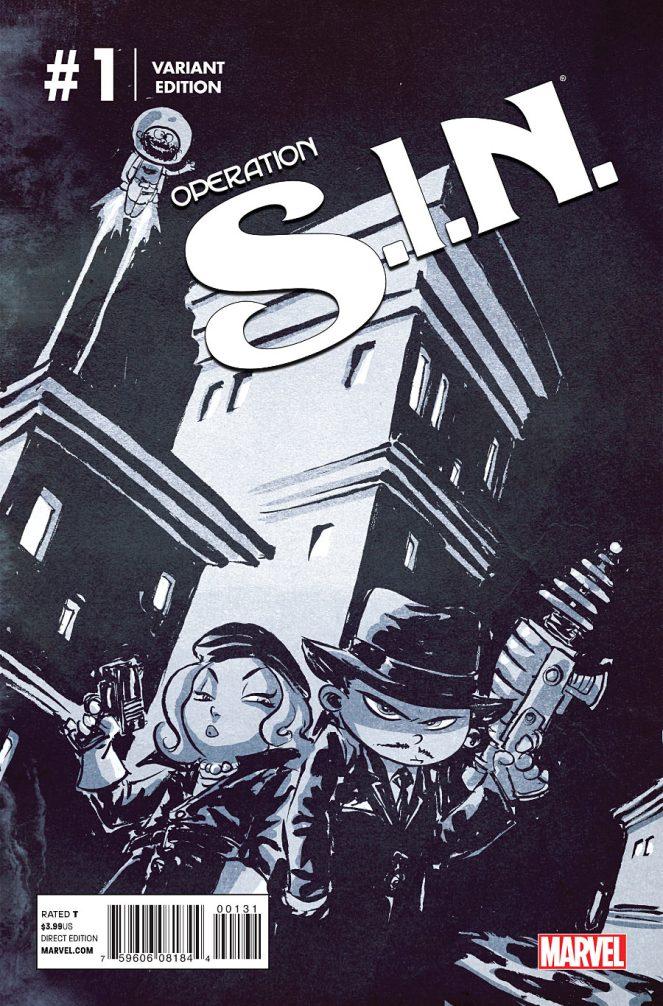 Comic_Agent Carter_OPERATION S.I.N. #1_3