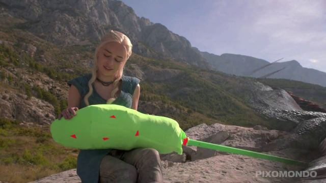Game of Thrones_Making Of_Dragons by PIXOMONDO3