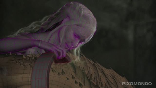 Game of Thrones_Making Of_Dragons by PIXOMONDO4