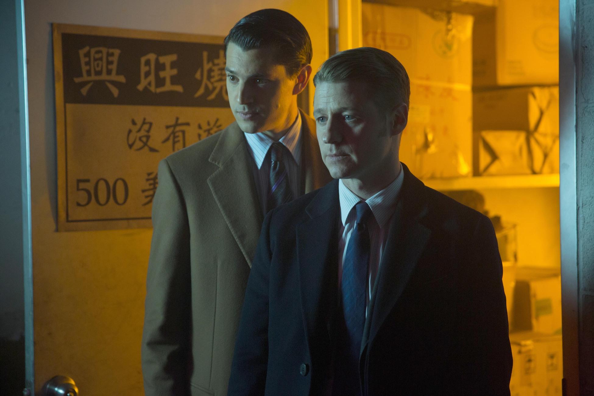 Gotham' Season 1 – Promotional Stills From Episode 18