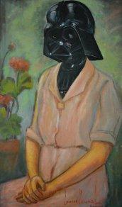 """Lady Vader"""