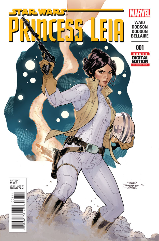 Cover by Terry Dodson