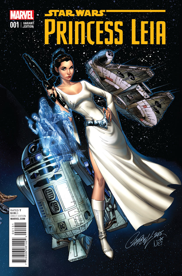 Variant by  J. Scott Campbell