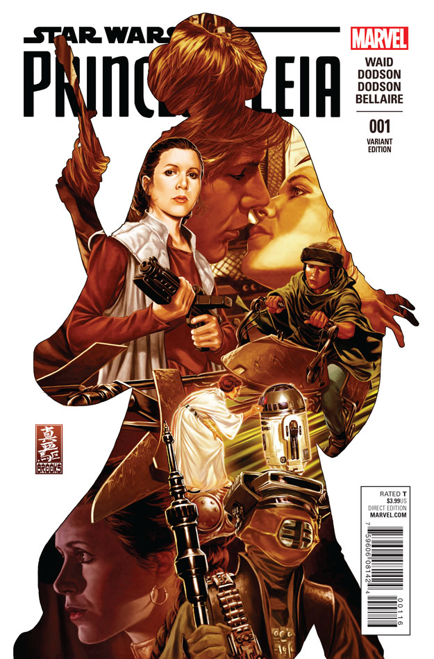 Variant by Mark Brooks