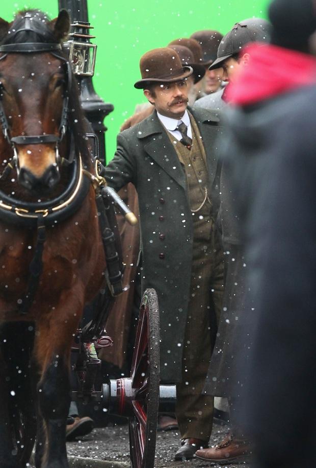 Sherlock Christmas Special 2019