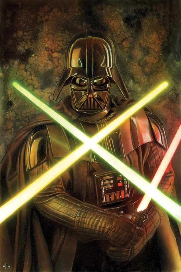 Star Wars_DARTH VADER #5