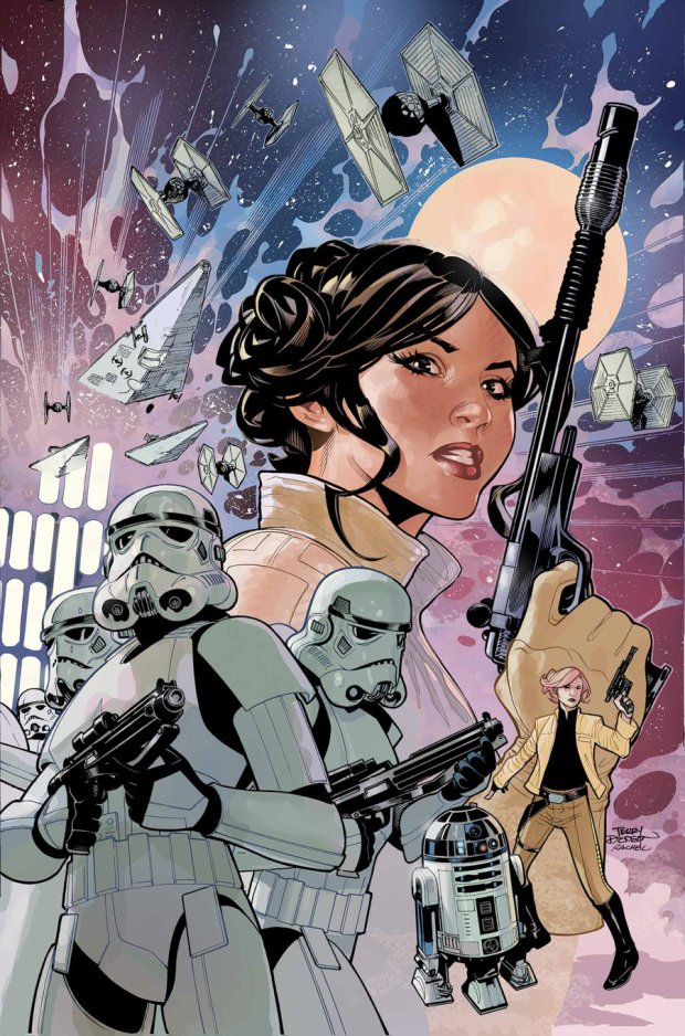 Star Wars_PRINCESS LEIA #4
