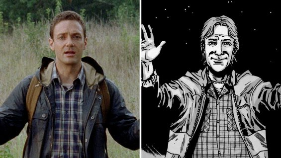 The Walking Dead_Season 5_Aaron