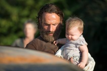 Andrew Lincoln as Rick Grimes - The Walking Dead _ Season 5, Episode 11 - Photo Credit: Gene Page/AMC