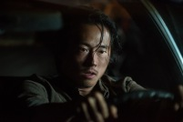 Steven Yeun as Glenn Rhee - The Walking Dead _ Season 5, Episode 11 - Photo Credit: Gene Page/AMC