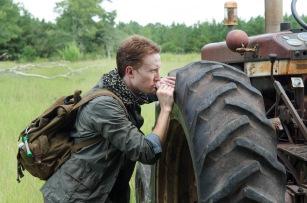 Jordan Woods-Robinson as Eric - The Walking Dead _ Season 5, Episode 11 - Photo Credit: Gene Page/AMC