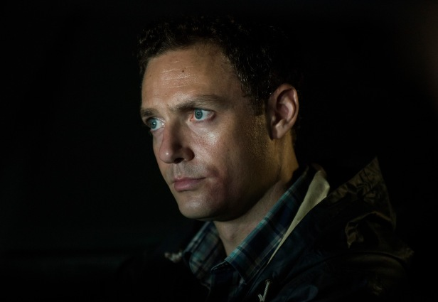 Ross Marquand as Aaron - The Walking Dead _ Season 5, Episode 11 - Photo Credit: Gene Page/AMC