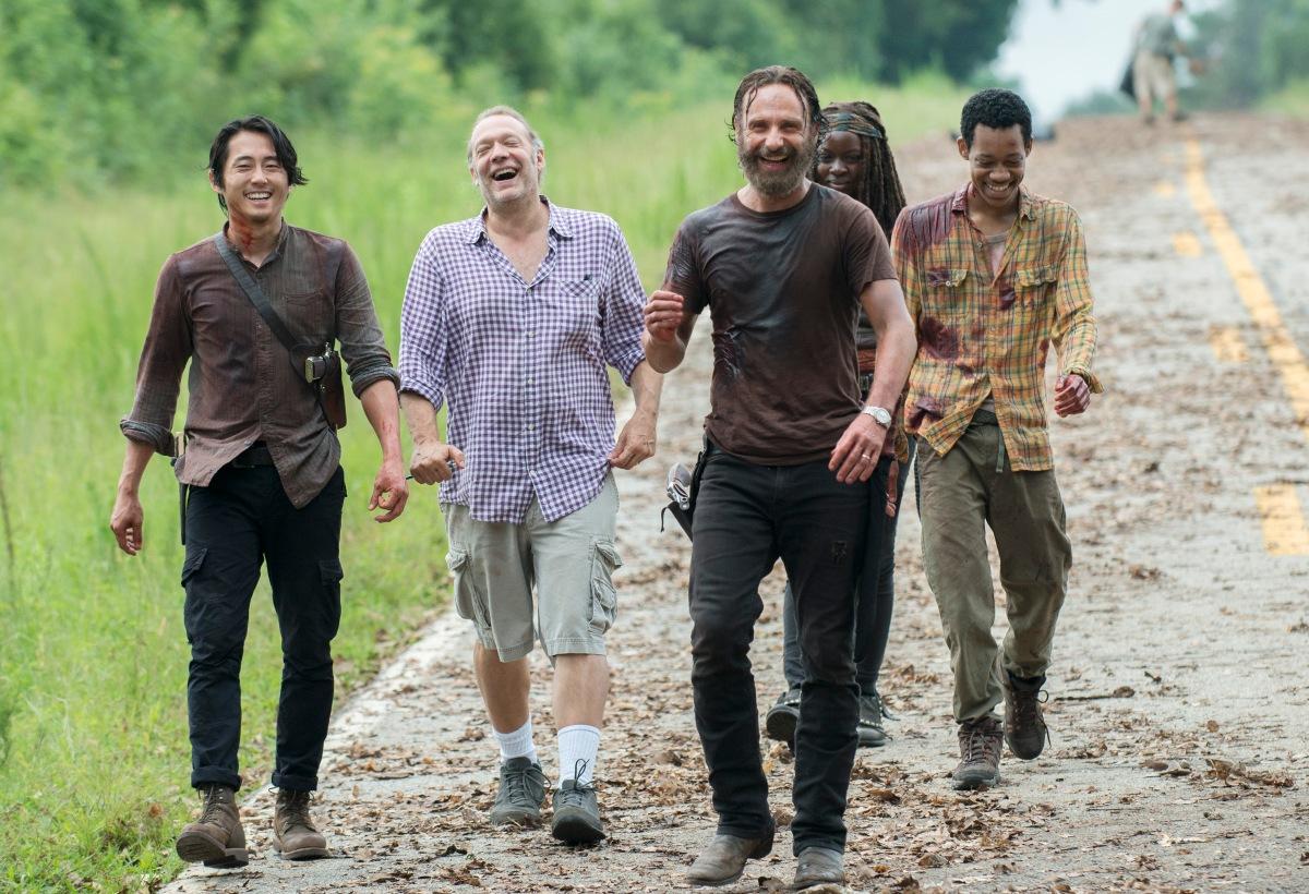 Walking Dead: 'The Walking Dead' Season 5