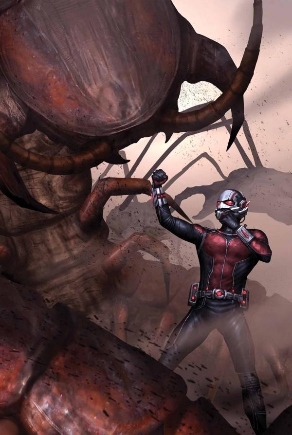 ANT-MAN_LARGER THAN LIFE #1