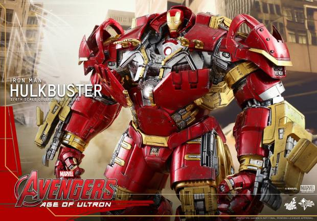 Avengers_Age of Ultron_Hot Toys_Hulkbuster_Iron Man