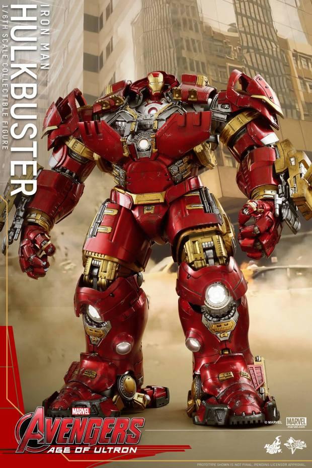 Avengers_Age of Ultron_Hot Toys_Hulkbuster_Iron Man3