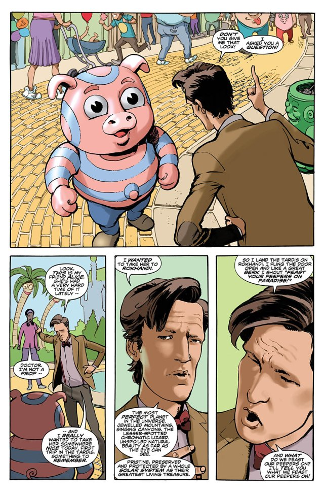 DOCTOR WHO_ELEVENTH DOCTOR #1 – After Life_2
