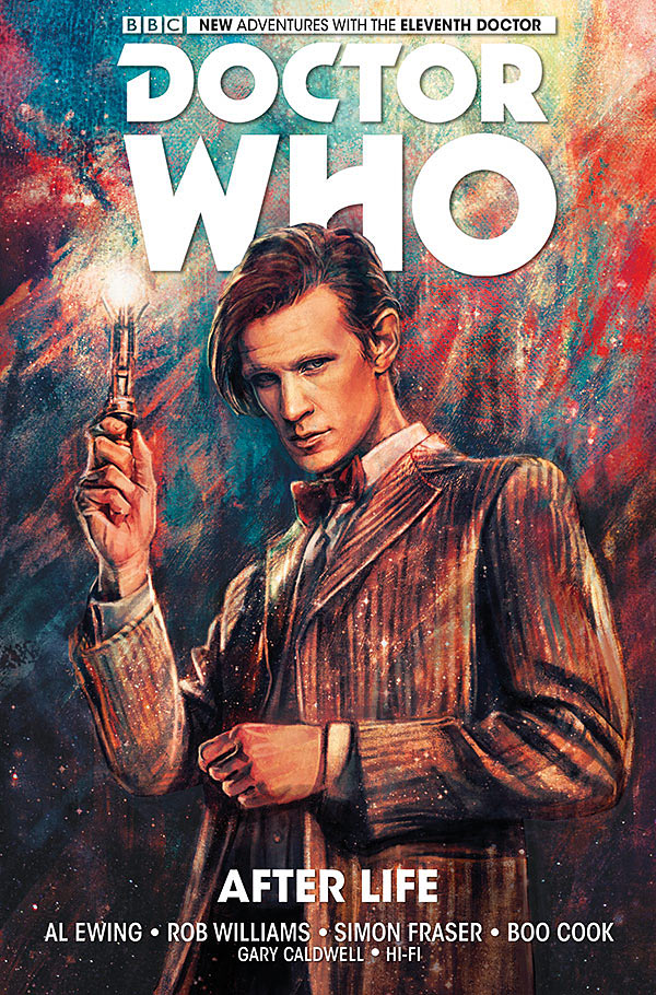 DOCTOR WHO_ELEVENTH DOCTOR #1 – After Life_Cover